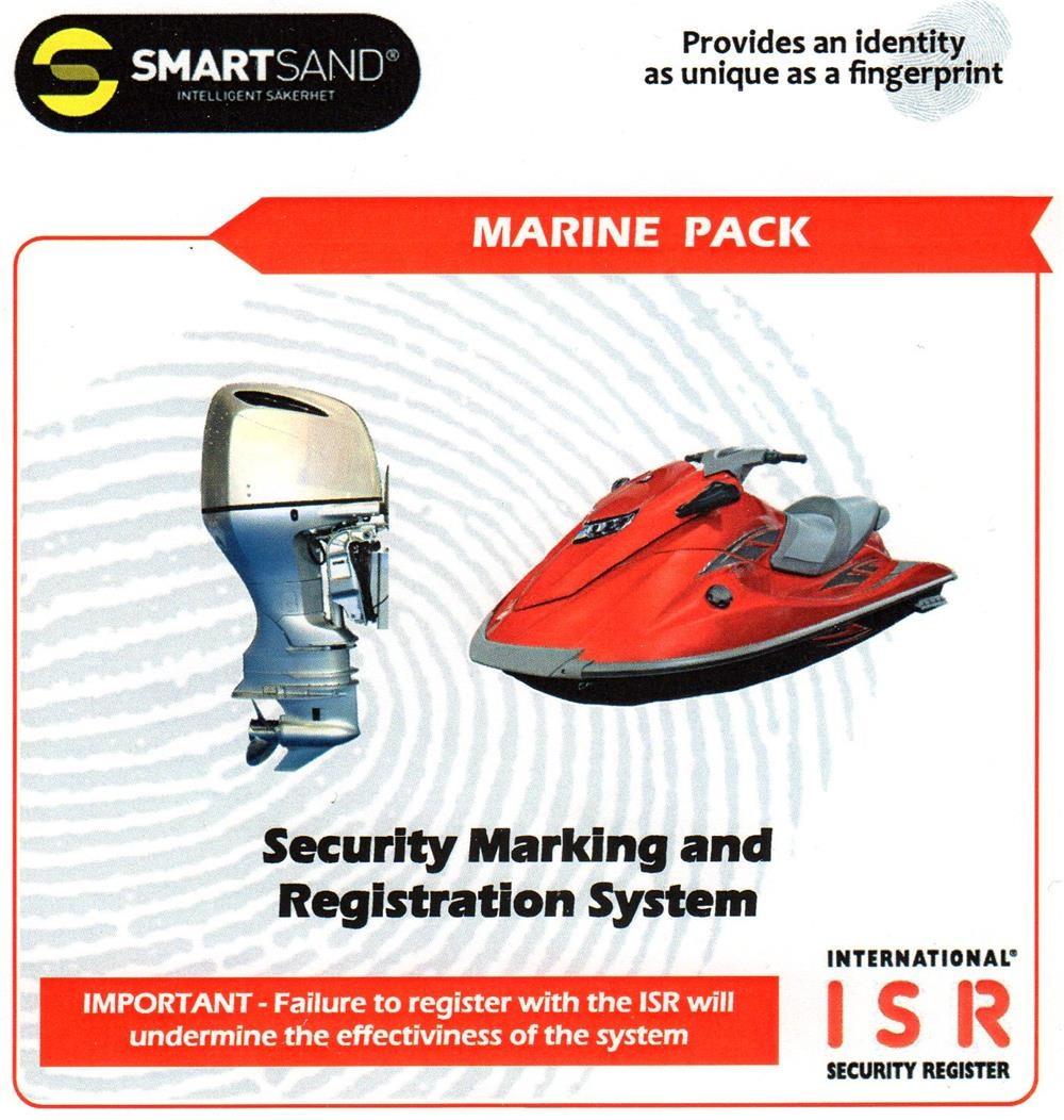 ISR Marine Marking, stöldskyddsmärkning