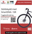 SmartDNA / ISR inklusive kraftfull försäkring